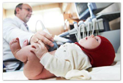 Обследование малышей