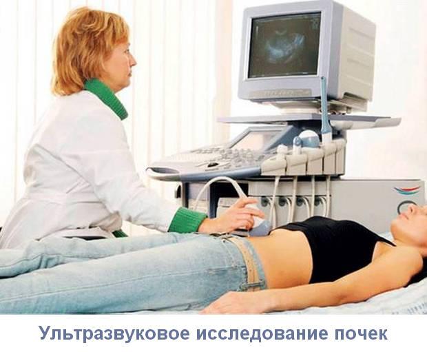 Процедура ультразвукового исследования
