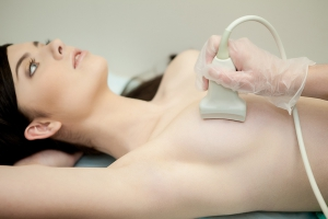 Процедура УЗИ грудных желез